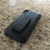 Get a HandL on the iPhone X with This Great Leather Case