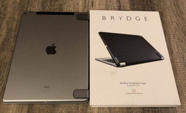 GearDiary The Brydge Keyboard Will Make Your iPad Feel Like a MacBook
