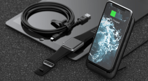GearDiary Nomad Wireless Travel Stand Is Your iPhone X's New Best Friend