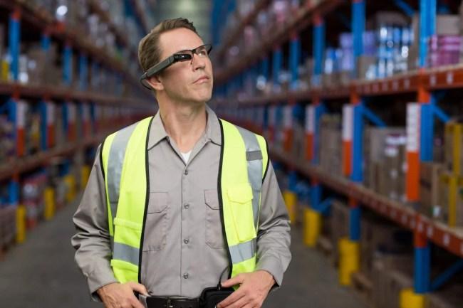 GearDiary Toshiba's Powerful AR Smart Glasses Target the Enterprise Worker
