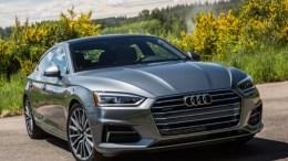 GearDiary 2018 Audi A5 Sportback Is the Fun Four-Door Coupe