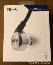 GearDiary RHA Steps Up Their Game with the MA Wireless Series Headphones