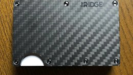 GearDiary Ridge Carbon Fiber Wallet is Minimal in Design but Offers Maximum Function
