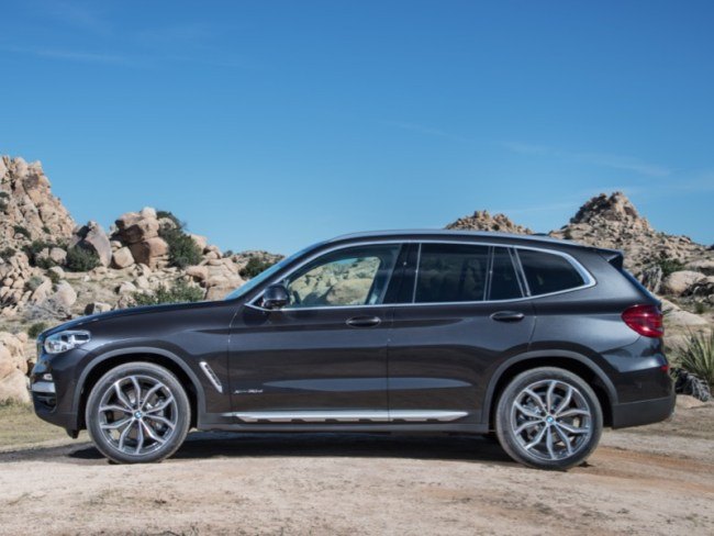 GearDiary 2018 BMW X3 Is the New Ultimate Compact Crossover