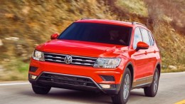 GearDiary 2018 Volkswagen Tiguan Is All Grown Up