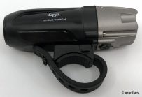 GearDiary Cycle Torch Shark 55R Bike Light: Bright Enough for Safe Night Rides
