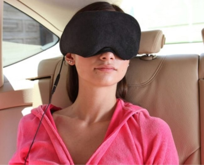 GearDiary Block Light and Rock the Night with the 1 Voice Sleep Headphones Eye Mask