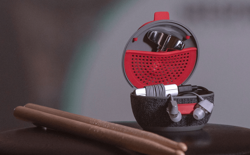 GearDiary Music on the Go Thanks to the IFROGZ Cocoon Earbud Charging Case