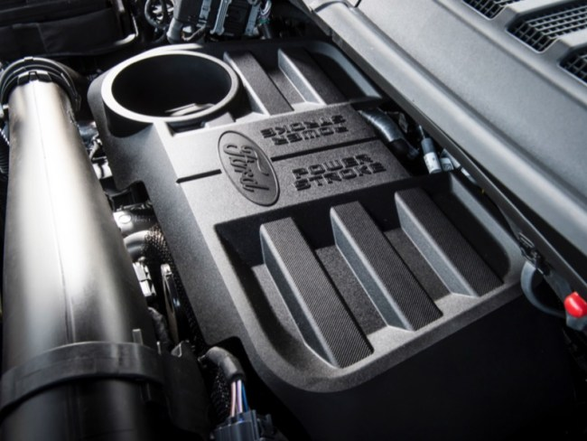 2018 Ford F-150 Turbodiesel: A 'Power Stroke' of Genius