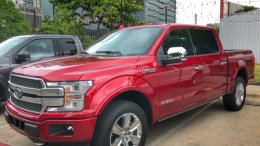 2018 Ford F-150 Turbodiesel: A 'Power Stroke' of Genius