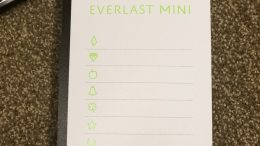 GearDiary Honey, They Shrunk the Rocketbook Everlast (Mini!)