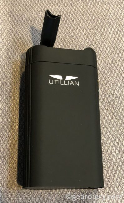 Utillian 721 Delivers Vaping Pleasure on the Go