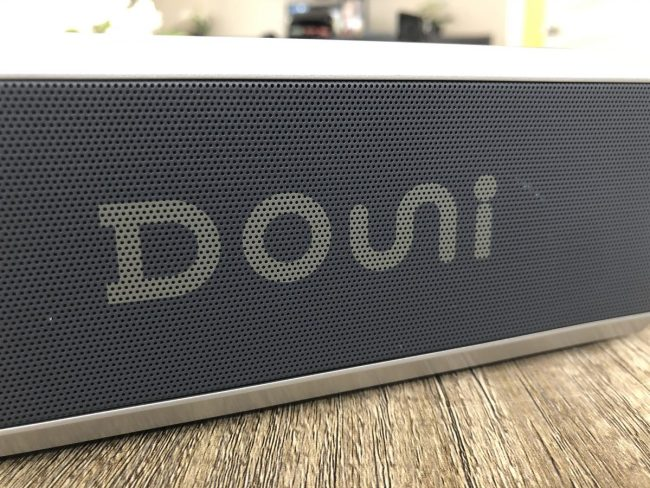 The Douni A7 Bluetooth Speaker Brings the Boom to Any Room