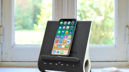 GearDiary Azpen DockAll D108 Sound Hub Wirelessly Charges Your Phone and Much More