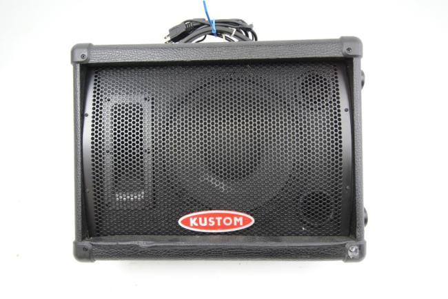 GearDiary Kustom KPM10 Powered Monitor: Big Sound on a Budget