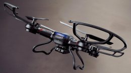 GearDiary The Holy Stone F181 Quadcopter: An Entry Level Drone That Punches Above Its Weight
