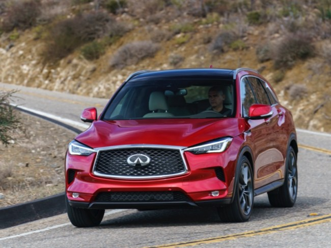 2019 Infiniti QX50 Is 'New and Improved' and Then Some