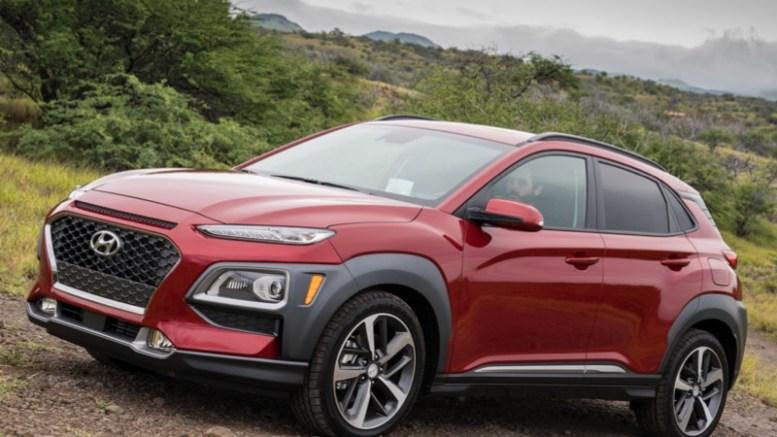 GearDiary 2018 Hyundai Kona Is the New Capable, Compact Cute Ute