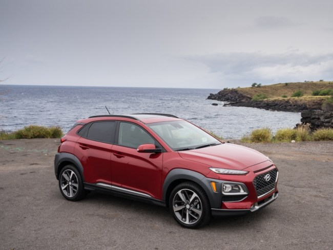 2018 Hyundai Kona Is the New Capable, Compact Cute Ute