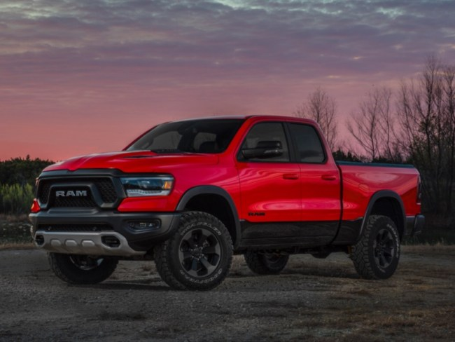 2019 Ram 1500 Rebel Was a Surprising Experience