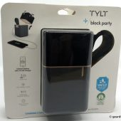TYLT Block Party: Perfectly Portable Charging and Sound