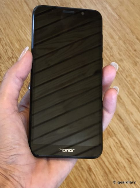 The Honor 7S: An EU Smartphone That Won't Bust Your Budget
