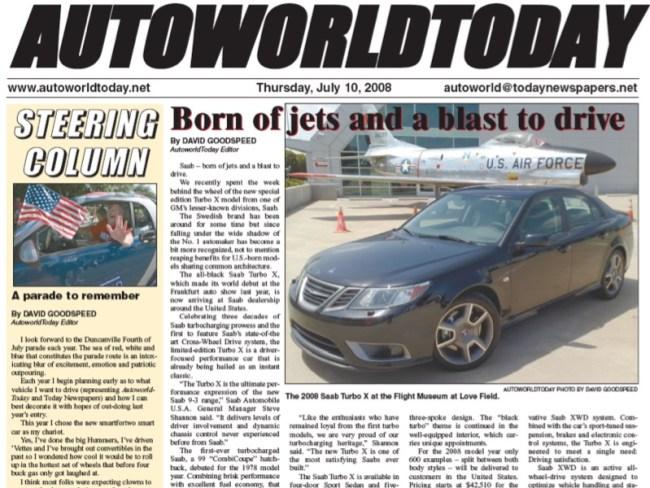 GearDiary AutoworldDavid Turns 20!