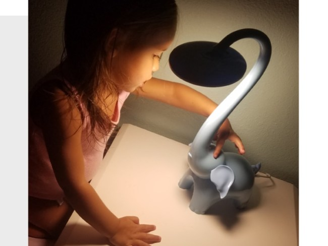 LampyPets Children's Lamps Perfect for Nightlight or Night-Night