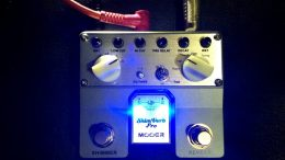 GearDiary The Mooer ShimVerb Pro: Huge Sound, Tiny Pedal