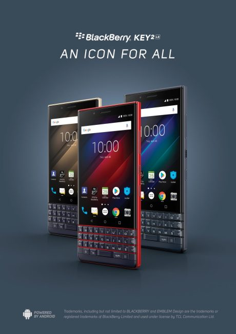 BlackBerry Key2 LE: More Affordable Access to BlackBerry's Iconic Design and Security