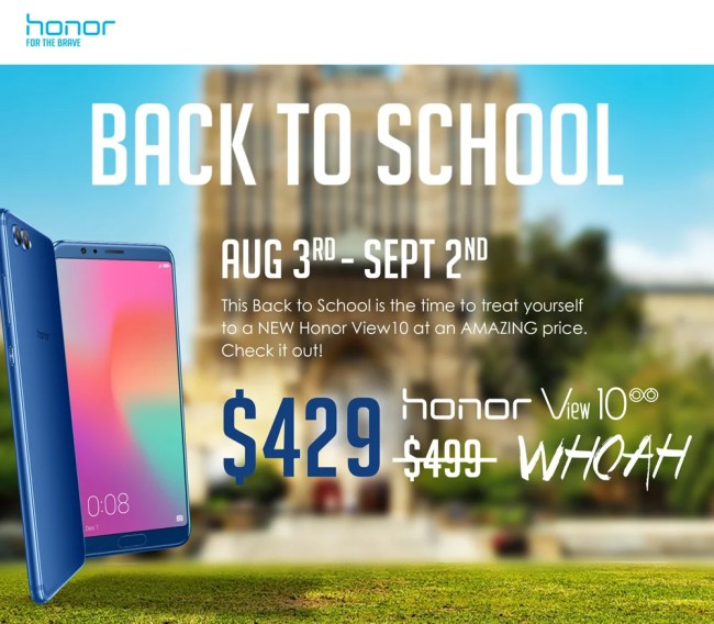 Back to School in Fall 2018 with the Best Tech