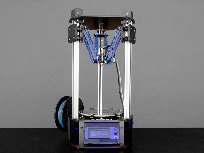 GearDiary Powerful Yet Accessible: The SeeMeCNC Orion Delta 3D Printer