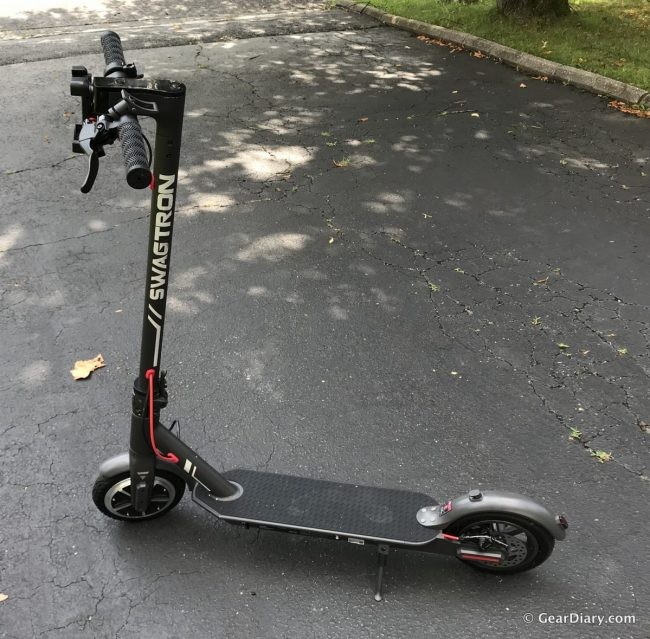The Swagtron Swagger 5 Scooter Is Leaps and Bounds Above the Competition