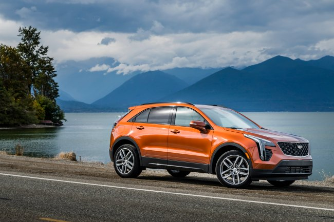 First Drive of the 2019 Cadillac XT4 Sport and Premium Luxury Editions
