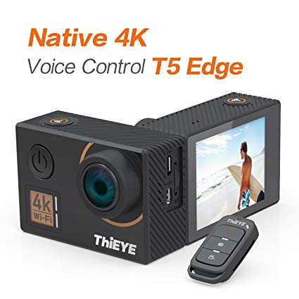 ThiEYE's T5 Action Camera Captures All of Your Memories, Hands-Free