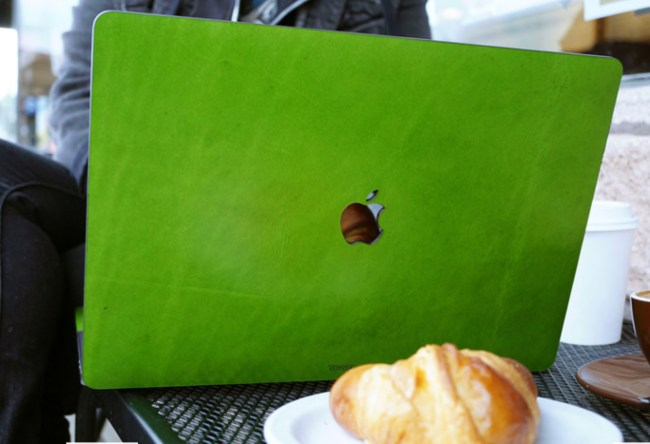 Toast's Leather MacBook Laptop Cover is a Gorgeous Way to Protect Your MacBook