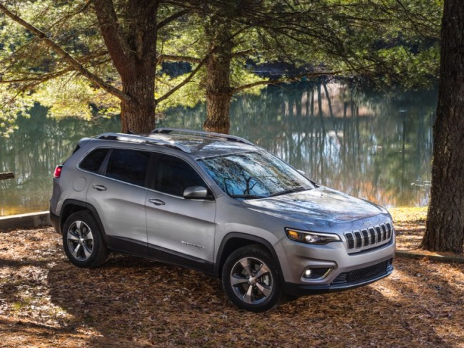 2019 Jeep Cherokee Is a Whole New Animal