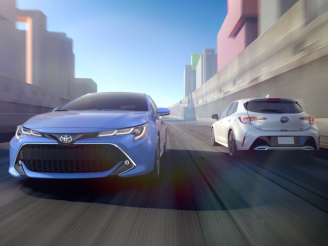 2019 Toyota Corolla Hatchback Ushers in New Era
