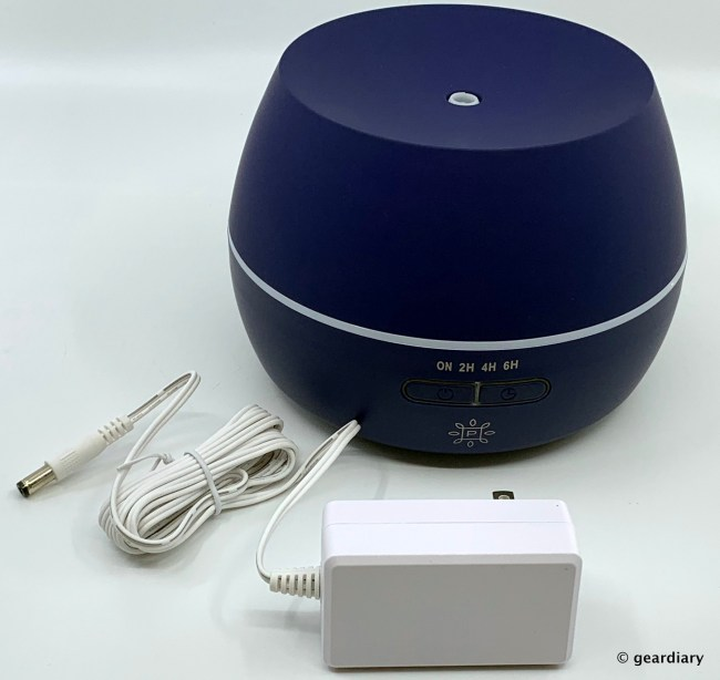 The Pure Company Aromatherapy Diffuser Review