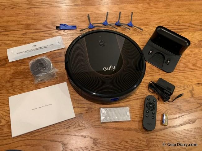 Eufy RoboVac 30C Is the Robot Vacuum Every Smart Home Needs