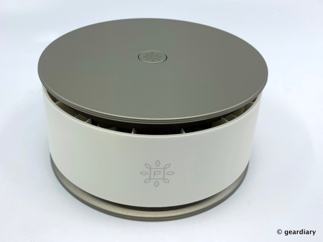 Pure Company Portable Air Purifier: A Portable Air Purifier That Works Almost Anywhere