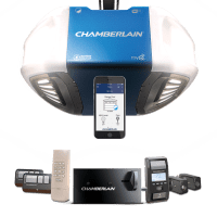 Chamberlain Ultimate Security Bundle: The Ideal Garage ...