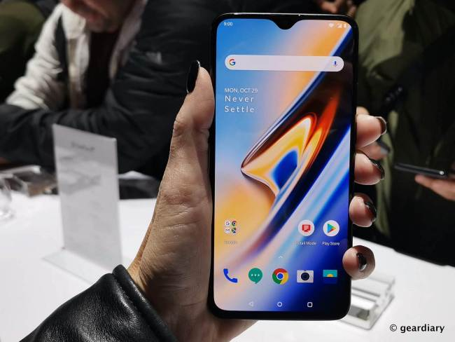 OnePlus 6T Is Now Available from T-Mobile with a Killer Trade-In Deal