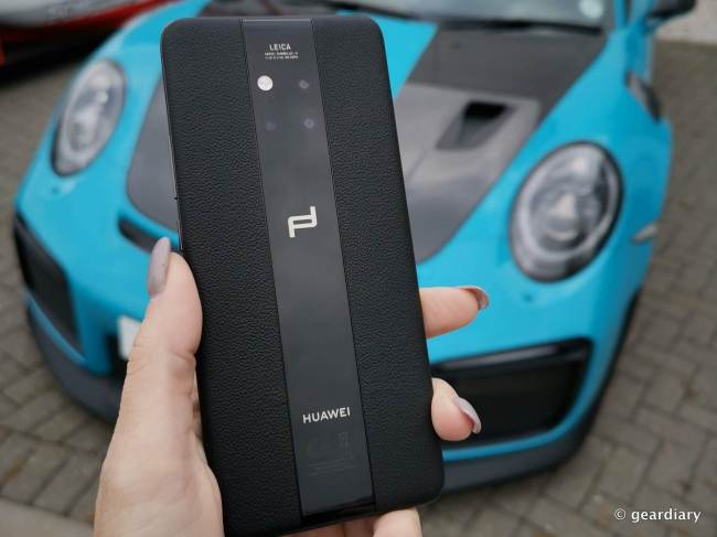 The Porsche Design Huawei Mate 20 RS: Exceptionally Crafted for the Connoisseur