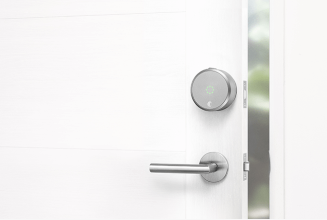 Unlocking Your Door Becomes Magical with the August Smart Lock Pro + Connect!