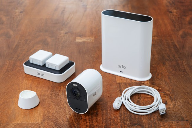 Arlo's New Smart Security Camera Is Wire-Free & Improved in Every Way