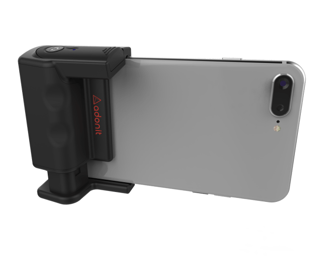 The Adonit PhotoGrip Makes Sure You Always Get a Great Group Photo