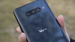 AT&T LG V40 ThinQ Review: The Flagship Smartphone with 5 Cameras