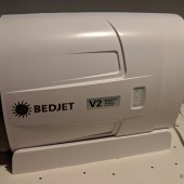 BedJet V2 Climate Comfort System: Sleep Comfortably Year-Round
