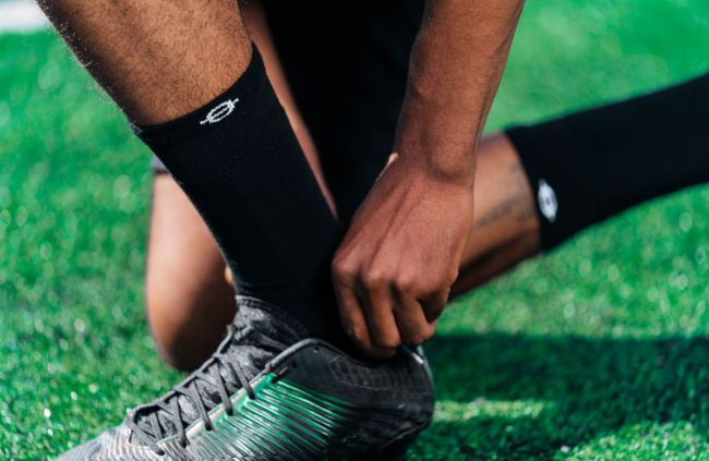 Prevent Ankle Sprains While Exercising with Lasso's Compression Socks